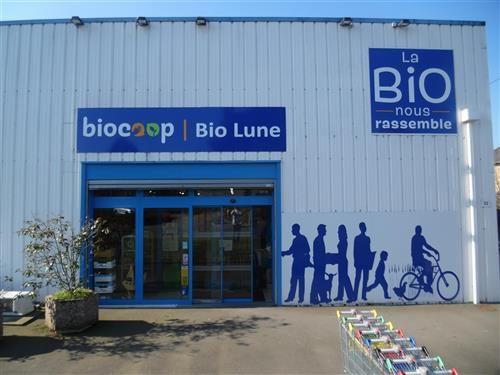 Biocoop BIO LUNE Fougères